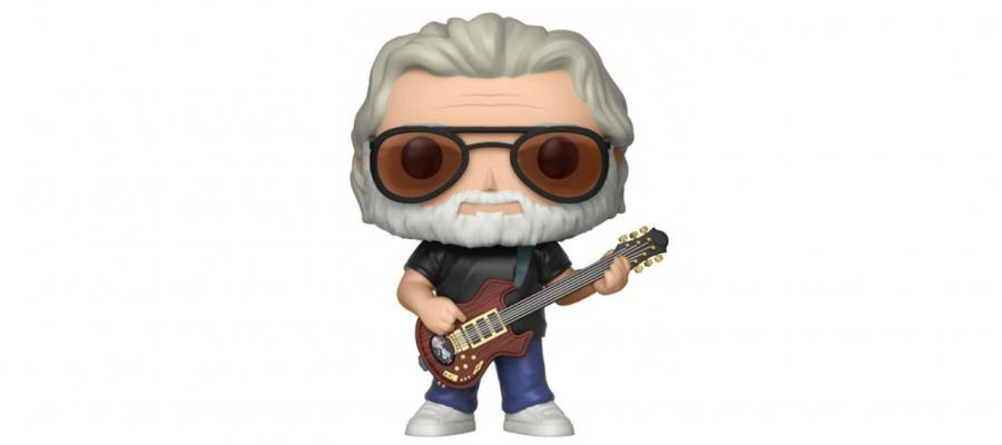 Jerry Garcia Funko toy